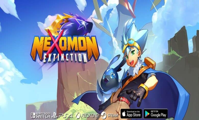 Nexomon Extinction Officially Launched