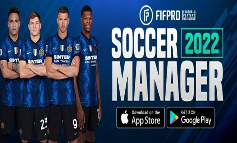 Soccer Manager 2022 is now available