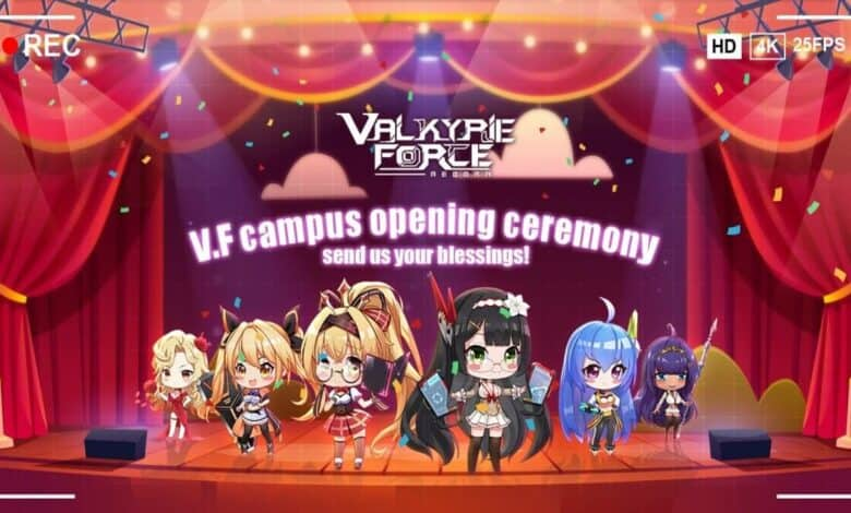Valkyrie Force Reborn is now available